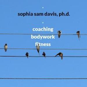 Sophia Sam Davis, Somatic Coaching